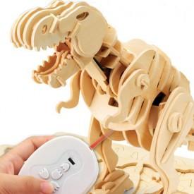 Stavebnice robotická hračka dinosaurus Tyranosaurus