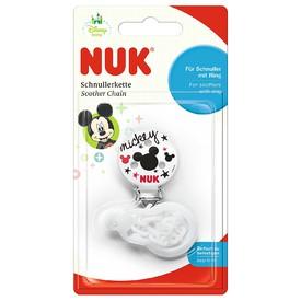 NUK Řetízek na dudlík Mickey Mouse 1 kus
