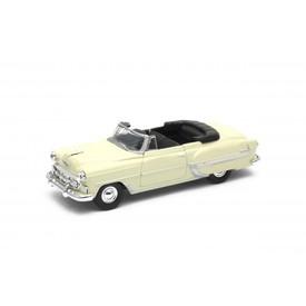 Welly - Chevrolet Bel Air (1953) model 1:34 béžové