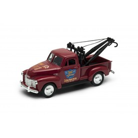 Welly - Chevrolet Tow Truck (1953) model 1:34  modrá
