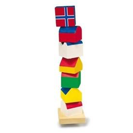 Hra Skandinávská vesnička