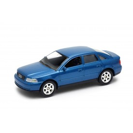Welly -  Audi A4 model 1:60