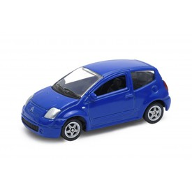 Welly -  Citroen C2 model 1:60