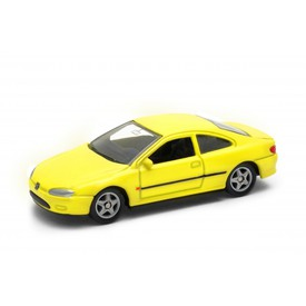 Welly - Peugeot 406 Coupe (1997) model 1:60