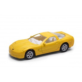 Welly - Chevrolet Corvette (1999) model 1:60