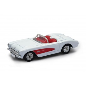 Welly - Chevrolet Corvette (1957) model 1:60