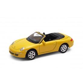 Welly - Porsche 911 Carrera S Cabrioler model 1:60