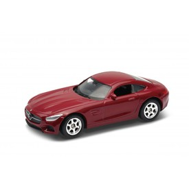 Welly - Mercedes-Benz AMG GT model 1:60