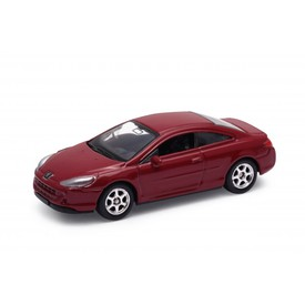 Welly - Peugeot Coupe 407 model 1:60