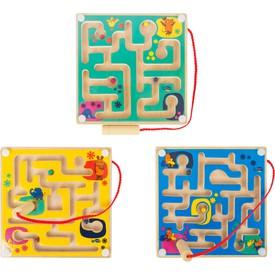 Legler Magnetický labyrint Myš 1ks