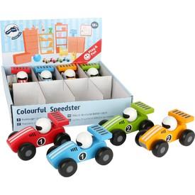 Legler Dřevěné závodní autíčko - 1 ks