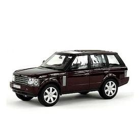 Welly - Land Rover Range Rover 1:24 hnědý