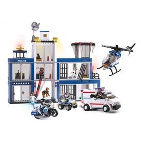Sluban Policie M38-B0660 Útěk z vězení