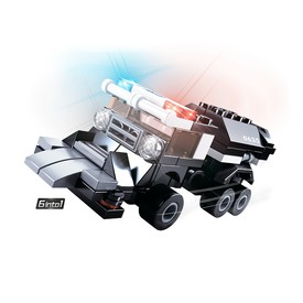 Sluban Builder M38-B0635 King of Special Police 1ks  číslo 4