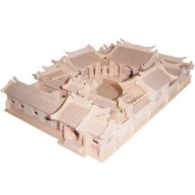 Dřevěné skládačky 3D puzzle - Císařský palác GP152