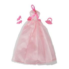SIMBA Šaty Steffi Romantic World světle růžové