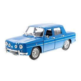 WELLY Renault 8 Gordini modré 1:24