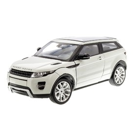 WELLY Land Rover 2011 Evoque bílé 1:24