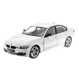 WELLY BMW 335i bílé 1:24