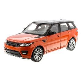 WELLY Range Rover Sport oranžový 1:24
