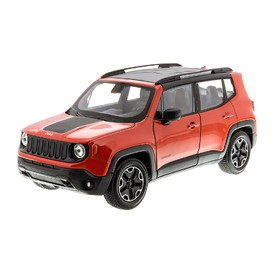 WELLY Jeep Renegade Trailhawk oranžový 1:24