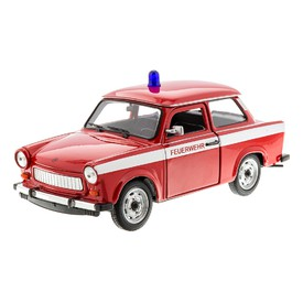 WELLY Trabant 601 Hasiči 1:24