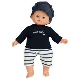 Petitcollin Panenka Baby Doll 36 cm Paul
