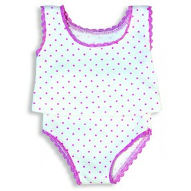 Petitcollin Spodní prádlo Pois (pro panenku 36-40 cm)