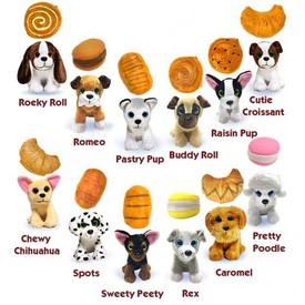 Sweet Pups Plyšové vonící štěňátko 1ks Buddy Roll