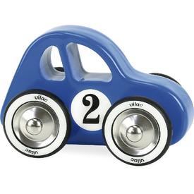 Vilac Dřevěné auto swing modré