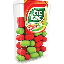 TIC TAC Apple MIX malý 18 g