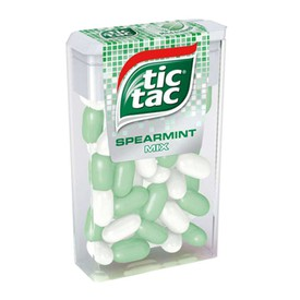 TIC TAC SPEARMINT Mix 18 g
