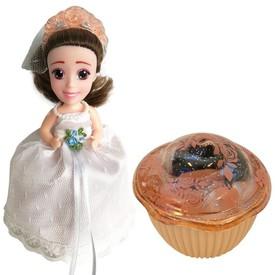 CUPCAKE Wedding Edition Voňavá panenka Samantha