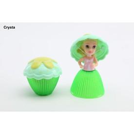 CUPCAKE Voňavá mini panenka Crysta
