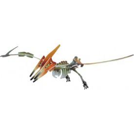 Dřevěné 3D puzzle skládačka dinosauři - Pteranodon JC007
