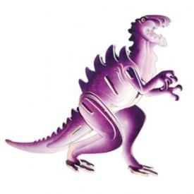 Dřevěné 3D puzzle skládačka dinosauři -  Godzilla JC017