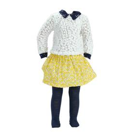 Petitcollin Obleček Sarah (pro panenku 44 cm)