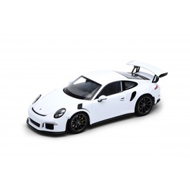 Welly - Porsche 911 GT3 RS model 1:24 bílé