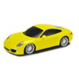 Welly - Porsche 911 (991) Carrera S Coupe 1:34 antracit