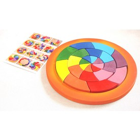 CEEDA CAVITY Kruh barevný
