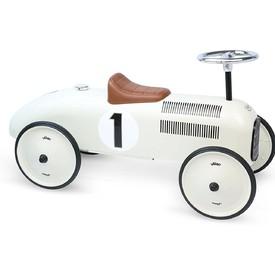 Vilac Kovové Historické závodní auto krémové