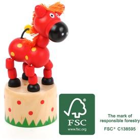 Small Foot Tančící kůň