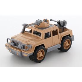 POLESIE Auto Pick-up Vojenské Obránce - Safari se 2 kulomety