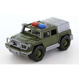 POLESIE Auto JEEP Vojenská patrola Obránce č.1