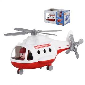 POLESIE Vrtulník ALFA Záchranáři