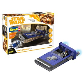 REVELL Build & Play Star Wars 06769 Hans Speeder