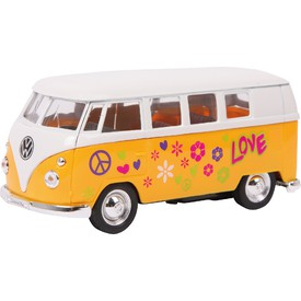 Kovový model auta VW Bus Hippie