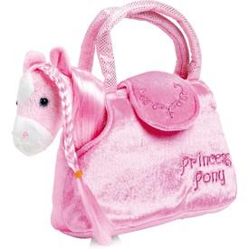 Legler Plyšový poník Paulina v kabelce