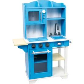 Legler dřevěná kuchyňka Angelína modrá