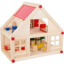 Legler Obytný dům pro panenky včetně nábytku